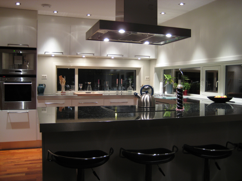 A photo of the kitchen mentioned above