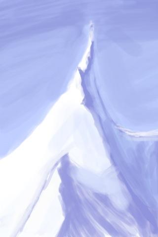 Artic mountain