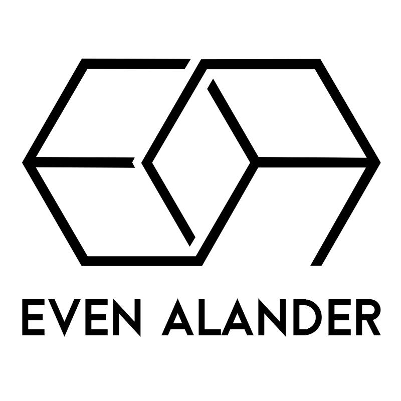 Even Alander logo